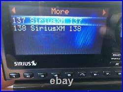 SIRIUS Sportster 5 Satellite Radio & Vehicle Kit SP5TK1 Lifetime Subscription