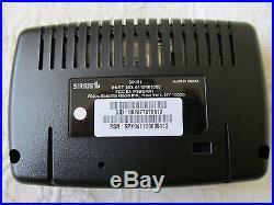 SIRIUS Sportster SPR1 SP-R1 XM satellite radio Receiver