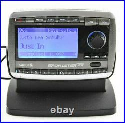 SIRIUS Sportster SPR2 SP-R2R XM radio ACTIVE LIFETIME SUBSCRIPTION