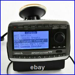 SIRIUS Sportster SPR2 SP-R2 XM radio ACTIVE LIFETIME SUBSCRIPTION