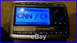 SIRIUS Sportster SPR2 SP-R2 XM radio receiver -LIFETIME SUBSCRIPTION
