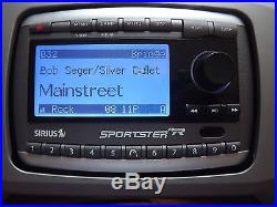 SIRIUS Sportster SPR2 SP-R2 XM satellite radio Only -LIFETIME SUBSCRIPTION