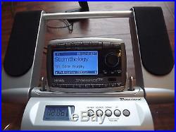 SIRIUS Sportster SPR2 SP-R2 XM satellite radio WithSPDOCK1 LIFETIME SUBSCRIPTION