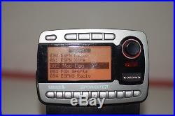 SIRIUS Sportster SP-R1A XM satellite radio receiver LIFETIME SUBSCRIPTION