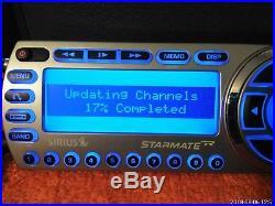 SIRIUS Starmate 2 possible Lifetime Subscription Premium package needs repair