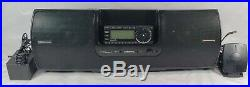 SIRIUS Starmate 5 ST5 Satellite Radio Lifetime Subscription, Speaker Dock SUBX2