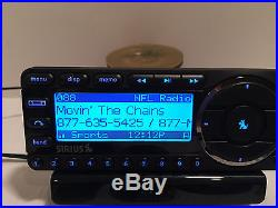 SIRIUS Starmate 5 WithCar Kit-LIFETIME SUBSCRIPTION-Guaranteed or Money Back