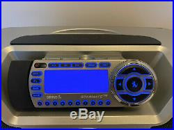 SIRIUS Starmate R ST With Boombox-LIFETIME SUBSCRIPTION-Guaranteed or Money Back