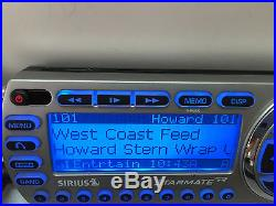 SIRIUS Starmate R WithCar Kit-LIFETIME SUBSCRIPTION-Guaranteed or Money Back