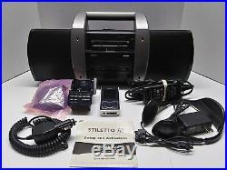 SIRIUS Stiletto 10 Satellite Radio Bundle Lifetime Subscription Howard SL10