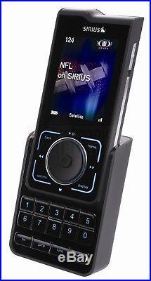 SIRIUS Stiletto 2 Portable Satellite Radio With car Kit & Lifetime Subscription