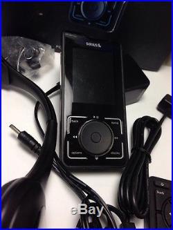 SIRIUS Stiletto 2 SL2 Portable Radio Receiver Kit SL2PK1 (Very Good, Opened Box)
