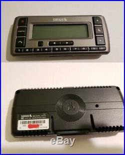 SIRIUS Stratus 3 Satellite Radio ACTIVE LIFETIME SUBSCRIPTION, Home Dock Car Kit