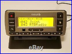 SIRIUS Stratus 3 Satellite Radio WITH ACTIVE LIFETIME SUBSCRIPTION