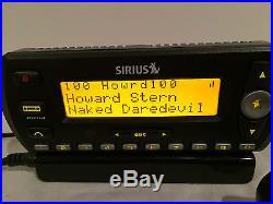 SIRIUS Stratus 4 Radio-LIFETIME SUBSCRIPTION-Guaranteed or Money Back