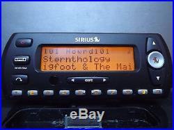 SIRIUS Stratus 4 XM satellite radio With Boombox soloist-LIFETIME SUBSCRIPTION