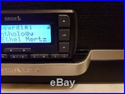 SIRIUS Stratus 6 WithBoombox-LIFETIME SUBSCRIPTION-Guaranteed or Money Back