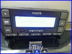 SIRIUS Stratus 6 XM satellite radio With Boombox soloist LIFETIME SUBSCRIPTION
