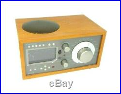 SIRIUS Tivoli Audio Model Satellite XM AM FM Table Radio Lifetime Subscription