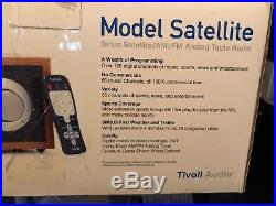 SIRIUS Tivoli Model Satellite-LIFETIME SUBSCRIPTION