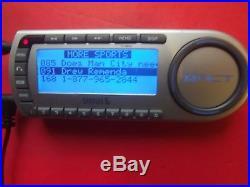 SIRIUS XACT XM satellite radio 87.7 receiver only XTR8 LIFETIME SUBSCRIPTION