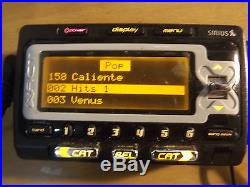 SIRIUS XACT XTR7 XM satellite radio WithCar Kit-LIFETIME SUBSCRIPTION