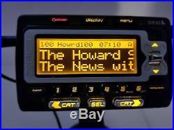 SIRIUS XACT XTR7 satellite radio receiver With Car kit Active SUBSCRIPTION