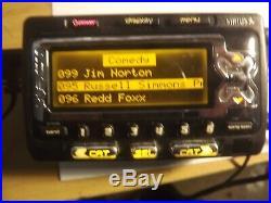 SIRIUS XACT XTR7 satellite radio receiver With Car kit LIFETIME SUBSCRIPTION