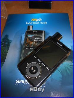 SIRIUS XMP3i Satellite Radio Receiver NEVER INSTALLED