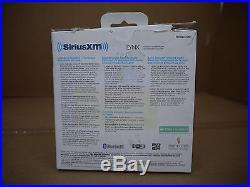 SIRIUS XM LYNX SXi1 Portable Satellite Radio Receiver Radio Kit Wi-FI Enabled