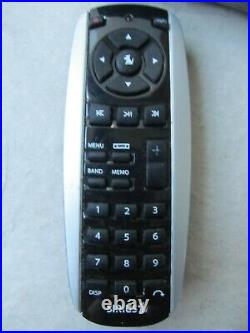 SIRIUS XM SATELLITE RECEIVER SP4 With LIFETIME SUBSCRIPTION & REMOTE CONTROL + ANT