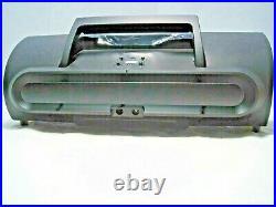 SIRIUS XM SD2 Satellite Portable Radio Boombox Speaker Dock with Stratus 7 Radio