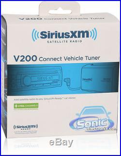 SIRIUS XM SXV200V1 (SXV200) SIRIUSXM Universal Satellite Radio Vehicle Tuner 2.0
