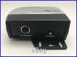 SIRIUS XM Satellite Radio Connect Vehicle Tuner SCC1 and PIONEER CD-SB10 Bundle