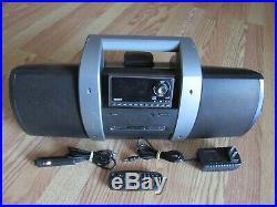 SIRIUS XM Satellite Radio Receiver SP5 Boombox SUBX1 (Activated)