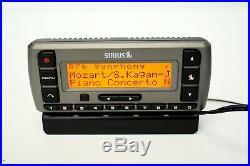SIRIUS XM Satellite Radio Reciever SV3 Active Subscription