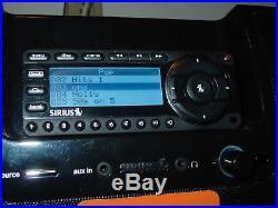 SIRIUS XM Satellite Radio ST5 & SUBX2 LIFETIME SUBSCRIPTION / starmate boombox