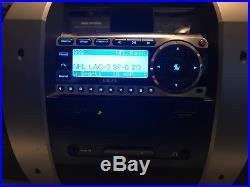 SIRIUS XM Satellite Radio SUBX1 Receiver SP4 Lifetime Activate