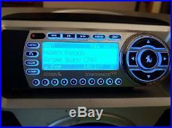 SIRIUS XM Starmate ST2 radio receiver & Antenna Lifetime SUBSCRIPTION Pre FCC