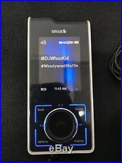 SIRIUS XM Stiletto 100 Satellite Radio Bundle Lifetime Subscription Howard SL100