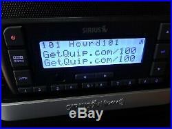 SIRIUS XM Stratus 6 Satellite Radio Lifetime Subscription + Car Home with HOWARD