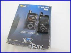 SIRIUS XMp3i Portable XM Radio MP3 Player + Home Kit Model XPMP3H1