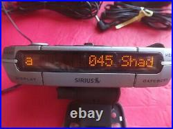 SIRIUS Xact Communication XTR3 WithCar Kit, remote ACTIVE LIFETIME SUBSCRIPTION