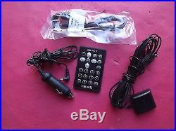 SIRIUS Xact Communication XTR3 WithCar Kit, remote, aux cable-LIFETIME SUBSCRIPTION