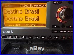 SIRIUS sp3 Sportster 3 XM satellite radio Only LIFETIME SUBSCRIPTION