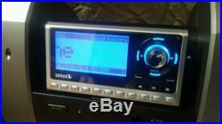 SIRIUS sp4 Sportster 4 XM SUBX1 satellite radio BoomBOX WithAntenna