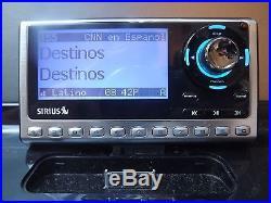SIRIUS sp4 Sportster 4 XM satellite radio ONLY-LIFETIME SUBSCRIPTION