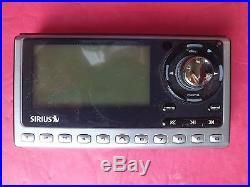 SIRIUS sp4 Sportster 4 XM satellite radio withCar kit-LIFETIME SUBSCRIPTION