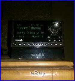 SIRIUS sp5 Sportster 5 XM satellite radio LIFETIME SUBSCRIPTION full home + car