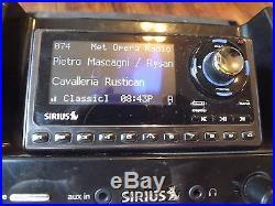 SIRIUS sp5 Sportster 5 XM satellite radio Only LIFETIME SUBSCRIPTION